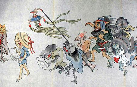 Những bậc thầy trừ tà nổi tiếng trong lịch sử Nhật Bản - Ảnh 1.