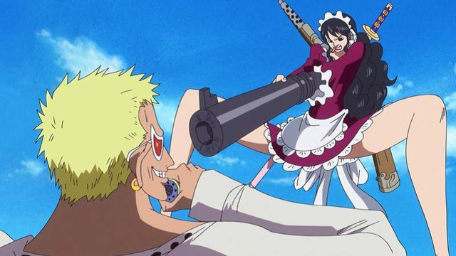 One Piece: Đây là 5 trái ác quỷ được Oda lựa chọn cho đội biết bơi của băng Mũ Rơm, Zoro ăn trái của Kaido - Ảnh 5.