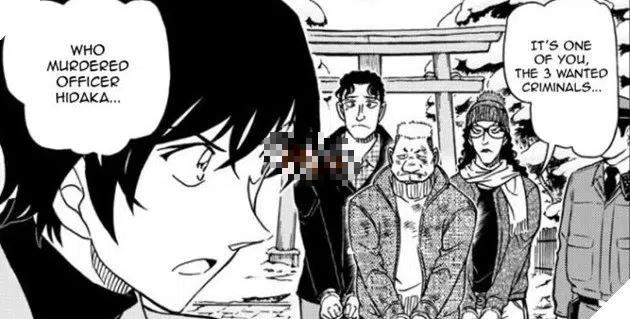 Spoil Thám Tử Lừng Danh Conan chap 1069: Hattori tỏ tình thất bại, Kaito Kid xuất hiện trở lại - Ảnh 1.