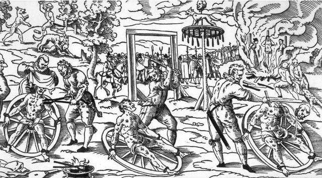 5 bí ẩn chết người thời Trung Cổ, rùng rợn nhất là phấn trang điểm góa phụ và bệnh nhảy múa đến chết - Ảnh 2.