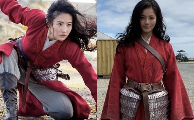 Thần tiên tỷ tỷ Lưu Diệc Phi không phải là đóa hoa nổi bật nhất Mulan 2020 mà chính là nữ diễn viên này đây - Ảnh 2.