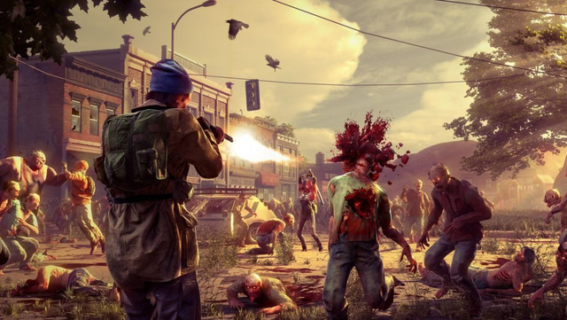 8 Zombies games with beautiful graphics, worth playing in 2021 - Photo 3.
