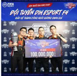 Giải đấu FFO4 danh giá FNVC 2021 Mùa 1 khép lại với sự vươn lên của lớp trẻ và cái kết viên mãn cho nhà Đương Kim Vô Địch - Ảnh 8.