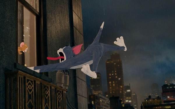 Tom & Jerry đã có bộ phim hoạt họa kết hợp người đóng đầu tiên, màn đuổi bắt của mèo và chuột xem mãi vẫn cứ thấy sướng - Ảnh 3.