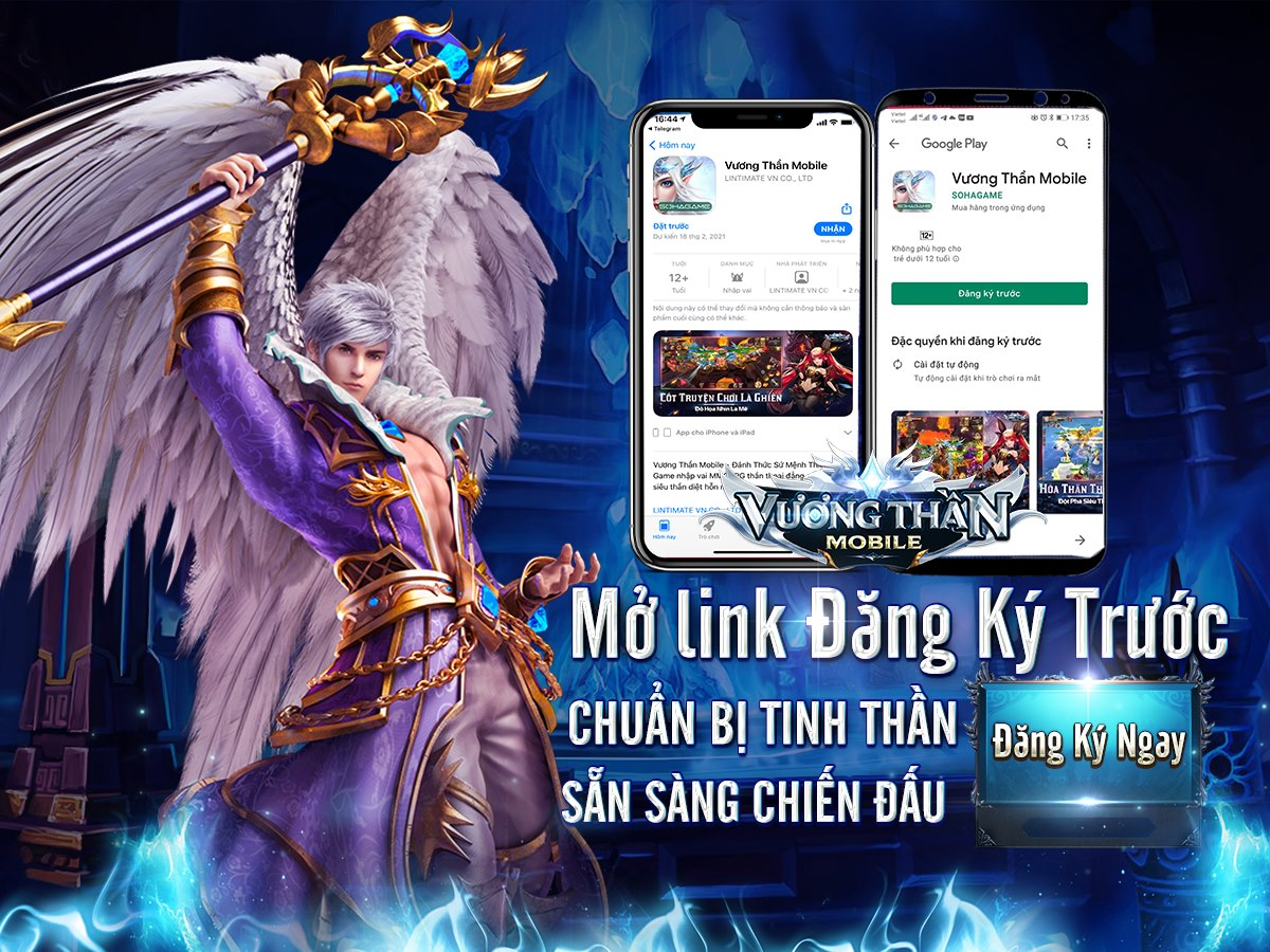 Vương Thần Mobile - Vị Vua mới của dòng game thần thoại Châu Âu mở đăng ký trước, tặng gamer VIP 10 làm quà - Ảnh 5.