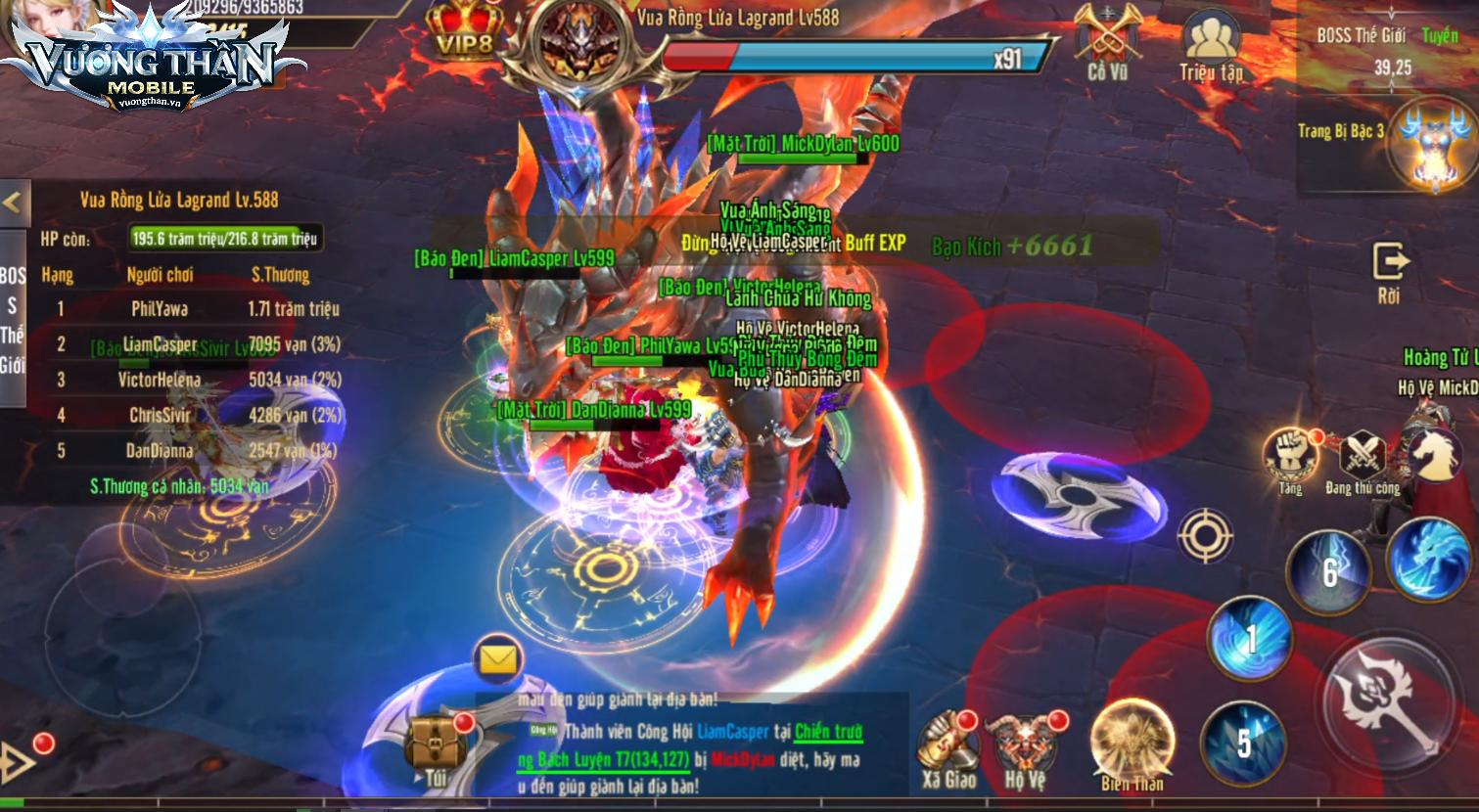 Vương Thần Mobile - Vị Vua mới của dòng game thần thoại Châu Âu mở đăng ký trước, tặng gamer VIP 10 làm quà - Ảnh 3.