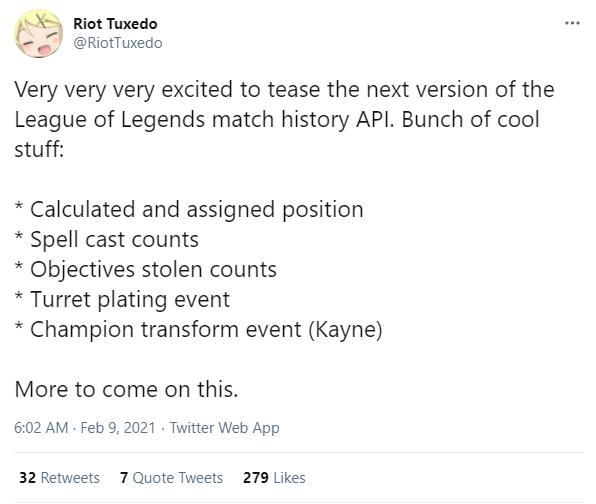 LMHT: Riot Games sẽ nâng cấp tính năng Lịch Sử Đấu thành công cụ sống ảo cực mạnh ở phiên bản tới - Ảnh 2.