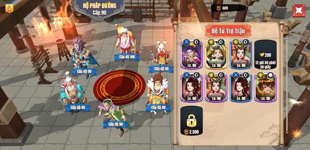 Cắt bỏ những tính năng vòi tiền, Tân Minh Chủ hỗ trợ tận răng cho cả gamer bận rộn lẫn rảnh rỗi, afk cũng nhận quà - Ảnh 8.