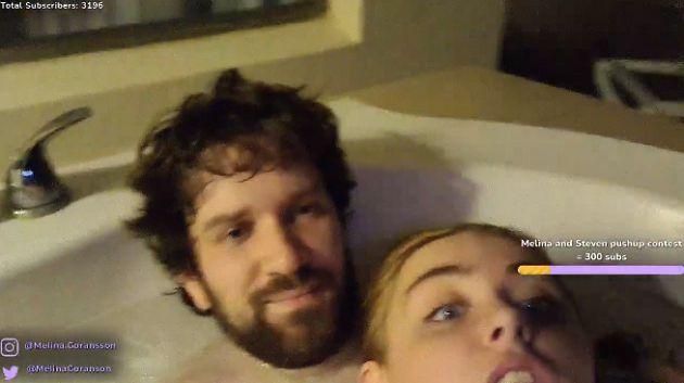 Phát sóng trực tiếp cảnh tắm bồn nóng bỏng cùng bạn trai, nữ streamer xinh đẹp đối mặt án phạt nặng - Ảnh 3.