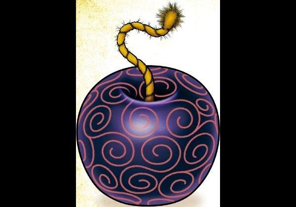 One Piece: Hé lộ hình dáng 2 trái ác quỷ Bomu Bomu và Kiro Kiro no Mi, 1 giống quả bom, 1 giống cái cân - Ảnh 1.