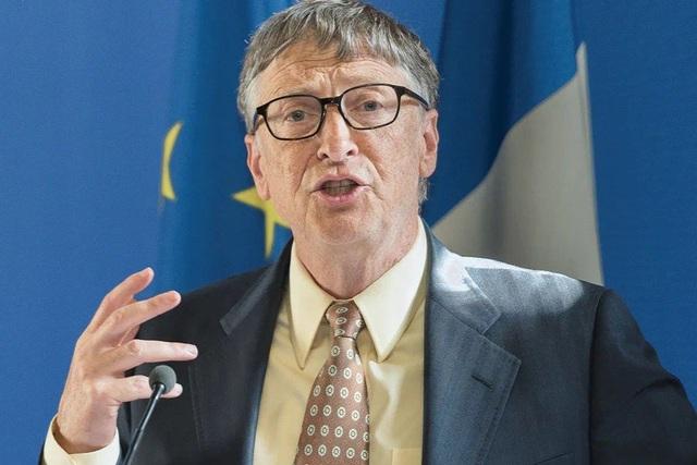 Tỷ phú Bill Gates tiết lộ thích dùng Android hơn iPhone - Ảnh 2.