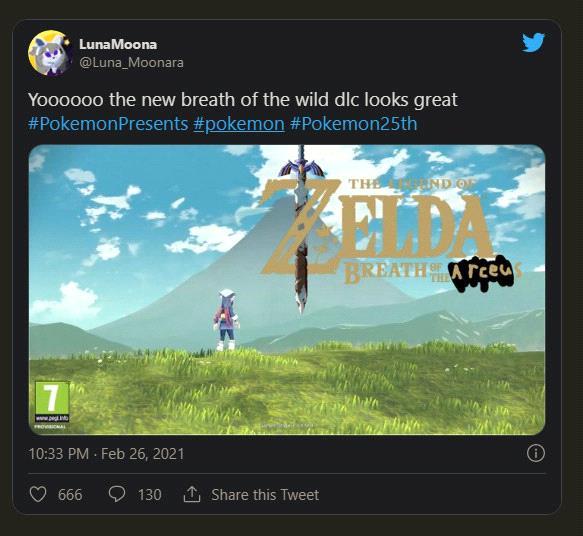 Cộng đồng game thủ trầm trồ trước sự rộng lớn của bom tấn thế giới mở Pokémon Legends Arceus - Ảnh 5.