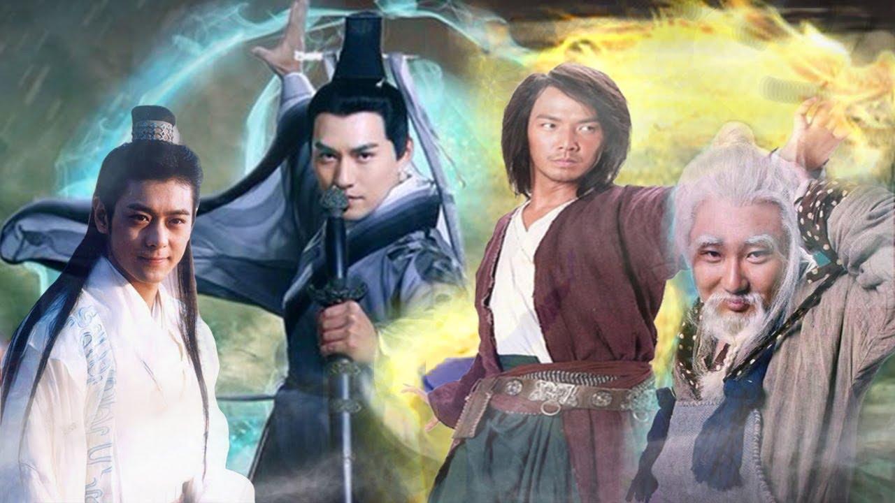 4 nhân vật quá mạnh để trở thành nhân vật chính trong phim Kim Dung: 1 trong số còn từng được check hàng bởi Trương Tam Phong - Ảnh 1.