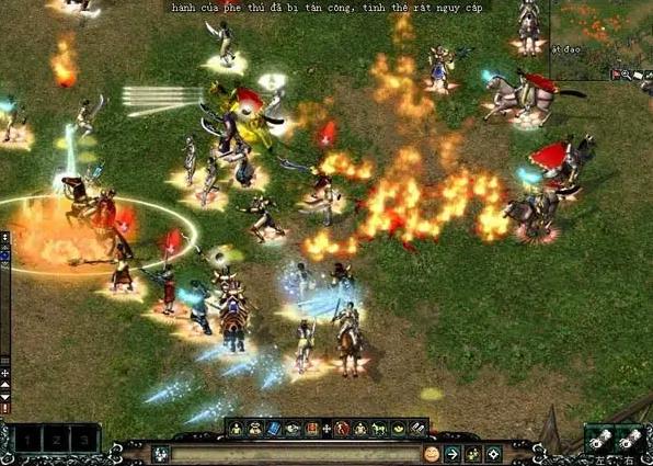 Những tựa game online đã từng được coi là huyền thoại với người chơi Việt, làm mưa làm gió thời quán net 3k/tiếng (P1) - Ảnh 2.