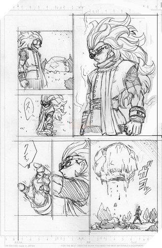 Spoil Dragon Ball Super chap 70: Cầu được ước thấy, Granola trở thành chiến binh mạnh nhất vũ trụ - Ảnh 10.