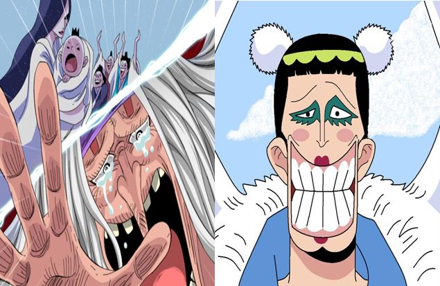 One Piece: Mane Mane no Mi và 5 trái ác quỷ có năng lực bắt chước người khác - Ảnh 1.