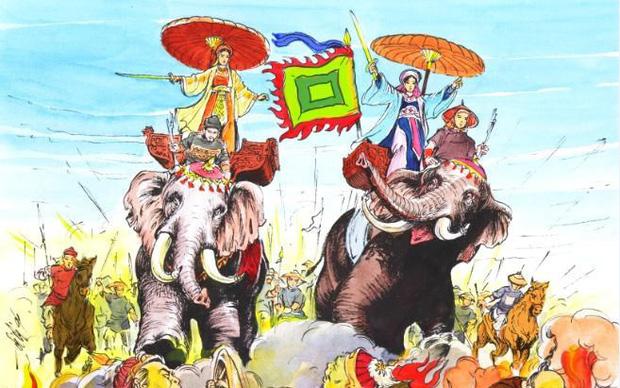 Nàng công chúa Disney gốc Việt đang gây bão Hollywood được lấy cảm hứng từ Hai Bà Trưng của Việt Nam - Ảnh 3.