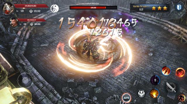 Cận cảnh class Thanh Long và Huyền Vũ trong Tứ Hoàng Mobile: Đẳng cấp nhân vật khác biệt từ đồ họa bom tấn hàng đầu - Ảnh 15.