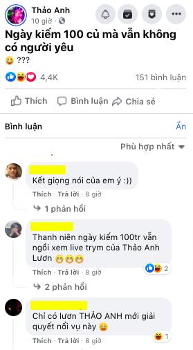 """Seraphine có tâm hồn"""" đẹp nhất Việt Nam an ủi fan nam bị người yêu đá, táo bạo chia sẻ bí quyết 18+ cưa đổ gái xinh - Ảnh 4."""