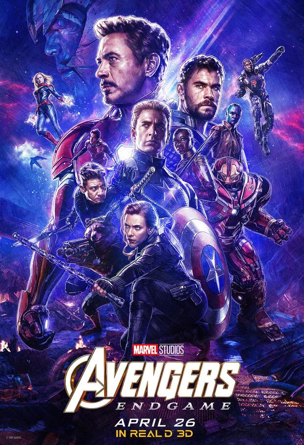 Avengers Endgame không còn là phim ăn khách nhất mọi thời đại, phản ứng của Marvel gây chú ý - Ảnh 7.