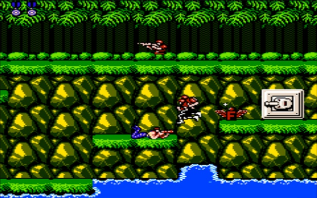 Contra, Chip & Dale, Bóng đá chưởng và những tựa game điện tử 4 nút một thời từng gây bão tại Việt Nam (p1) - Ảnh 1.