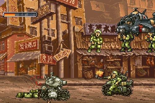 Ninja cứu mẹ, Rambo lùn, Mario và những tựa game điện tử 4 nút một thời từng gây bão tại Việt Nam (p2) - Ảnh 4.