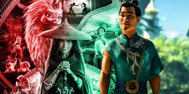 Phim Disney lấy cảm hứng Việt Nam gây tranh cãi vì phụ đề đầu cắt moi - Ảnh 6.
