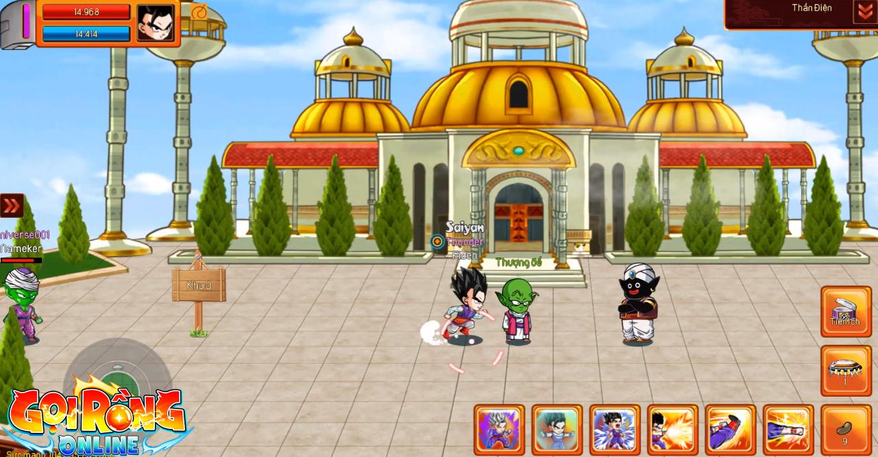 Phòng Thời Gian, Giải Đấu Sức Mạnh, Hành Tinh Ngục Tù: Gọi Rồng Online chính là game chuẩn đúng chất dành cho fan Bi Rồng - Ảnh 4.