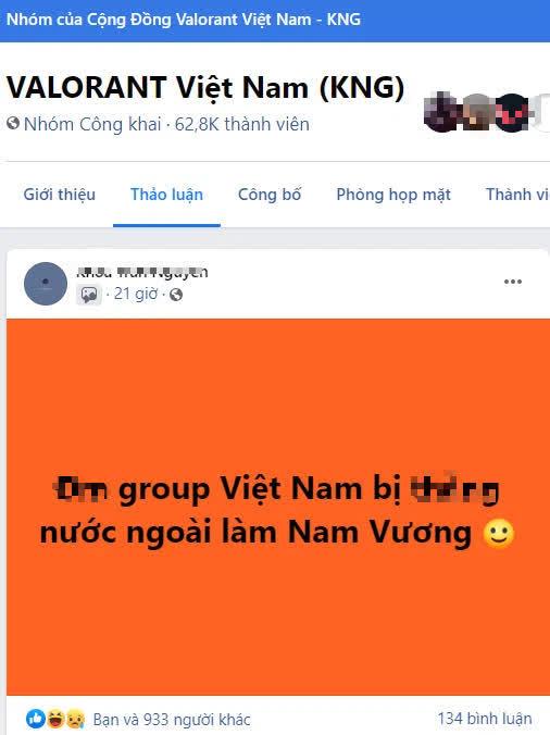 CĐM phẫn uất vì group game Việt Nam tổ chức cuộc thi sắc đẹp nhưng người đoạt giải lại là người nước ngoài - Ảnh 4.