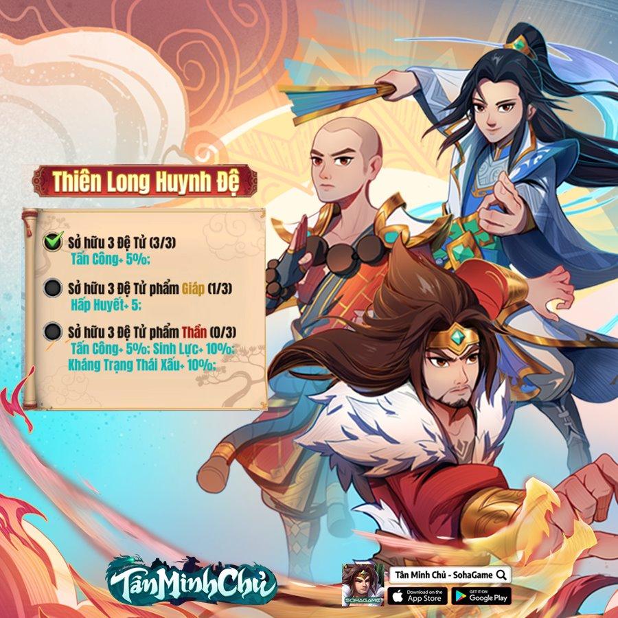5 Giftcode Tân Minh Chủ MỚI NHẤT mừng Update 2.0: Hoàng Dung vừa ra đã quá bá so với phần còn lại? - Ảnh 10.