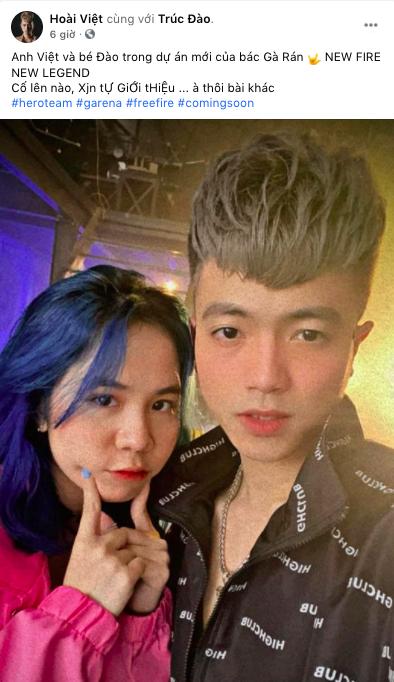 Nữ streamer Free Fire từng bị chê giọng dở, chuẩn bị dự thi Rap Việt mùa 2? - Ảnh 3.