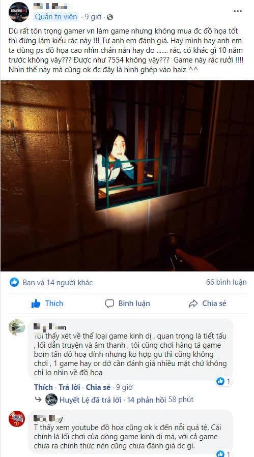 Admin của một group game lên tiếng chê bai, so sánh Thần Trùng với game AAA bị CĐM gạch đá không thương tiếc - Ảnh 2.
