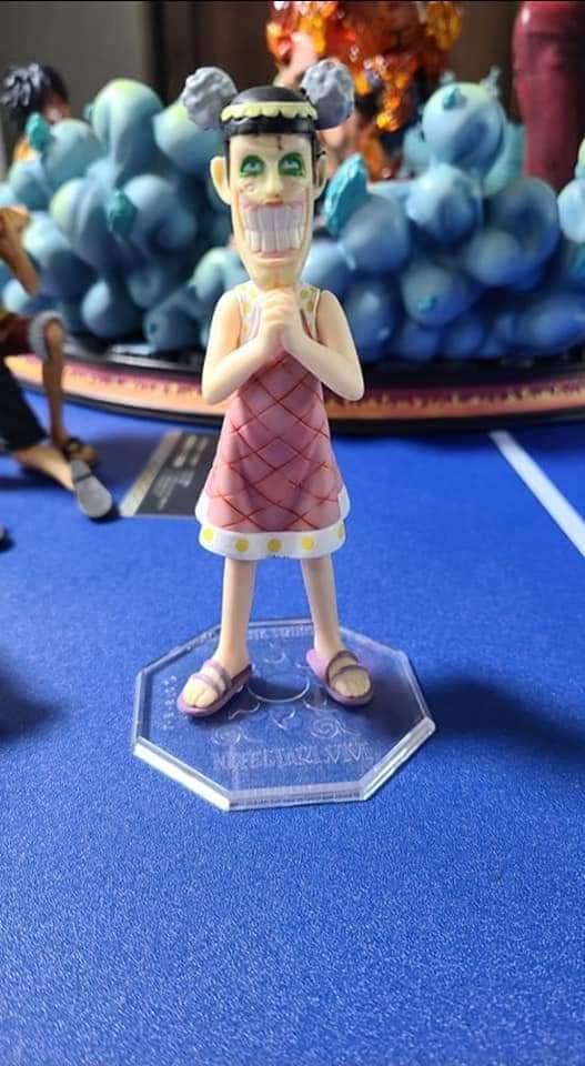 Giật mình khi thấy Mr. 2 cosplay các nhân vật khác trong One Piece, CĐM cảm thán tụt mood quá! - Ảnh 2.