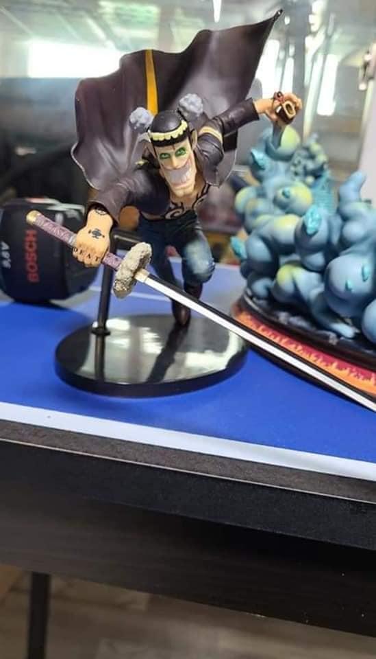 Giật mình khi thấy Mr. 2 cosplay các nhân vật khác trong One Piece, CĐM cảm thán tụt mood quá! - Ảnh 4.