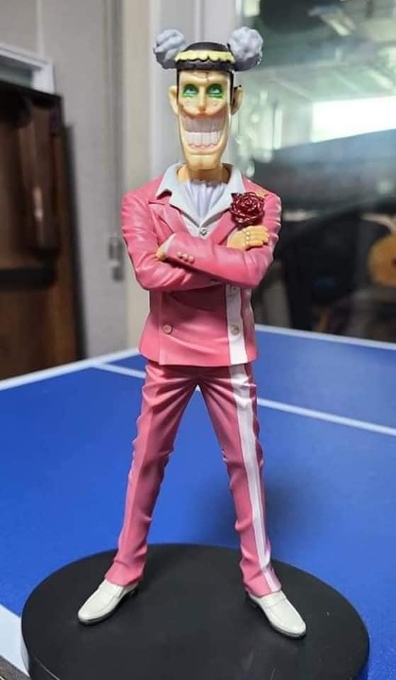 Giật mình khi thấy Mr. 2 cosplay các nhân vật khác trong One Piece, CĐM cảm thán tụt mood quá! - Ảnh 6.