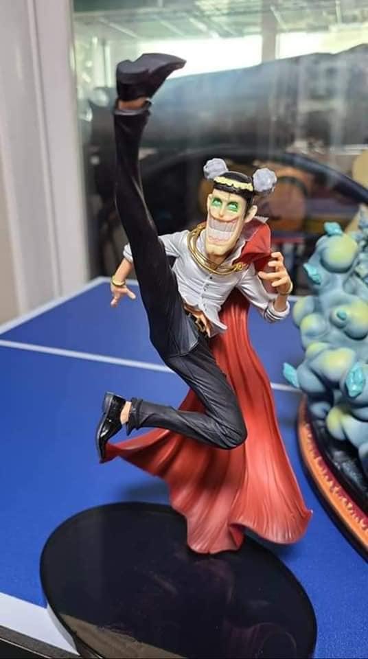 Giật mình khi thấy Mr. 2 cosplay các nhân vật khác trong One Piece, CĐM cảm thán tụt mood quá! - Ảnh 8.