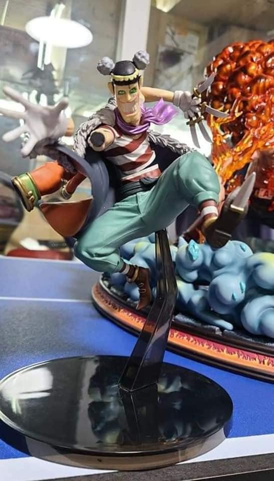 Giật mình khi thấy Mr. 2 cosplay các nhân vật khác trong One Piece, CĐM cảm thán tụt mood quá! - Ảnh 9.