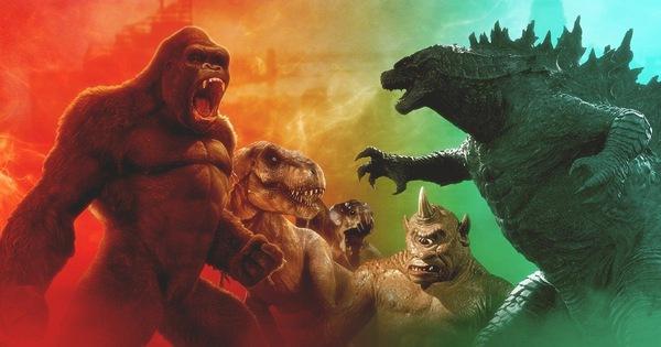 Từ Godzilla Đại Chiến Kong đến Mortal Kombat, toàn những siêu phẩm đổ bộ rạp chiếu tháng 4 này - Ảnh 2.