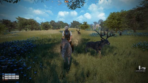 Chơi ngay game sinh tồn miền viễn Tây giống Red Dead Redemption, miễn phí 100% - Ảnh 4.