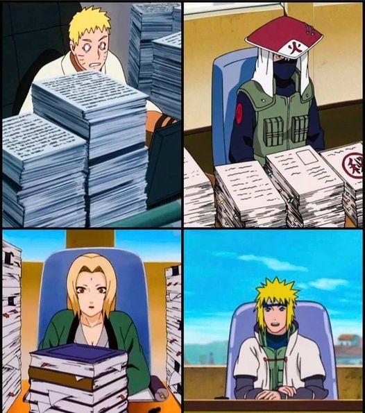 Cuối tuần cười thả ga với loạt ảnh chế Naruto mới thấy fan anh Bảy rất sâu sắc và tâm lý - Ảnh 6.