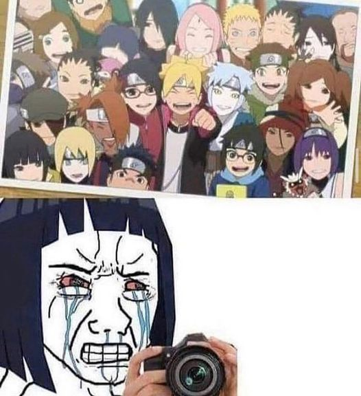 Cuối tuần cười thả ga với loạt ảnh chế Naruto mới thấy fan anh Bảy rất sâu sắc và tâm lý - Ảnh 7.