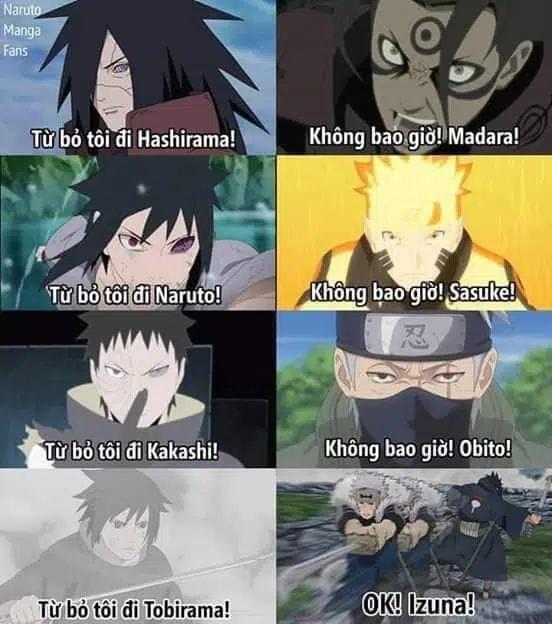 Cuối tuần cười thả ga với loạt ảnh chế Naruto mới thấy fan anh Bảy rất sâu sắc và tâm lý - Ảnh 15.
