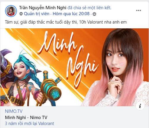 Không phải Tốc Chiến, đây mới là tựa game Minh Nghi thích nhất và không quên nhắc lại nỗi đau Genshin Impact - Ảnh 4.