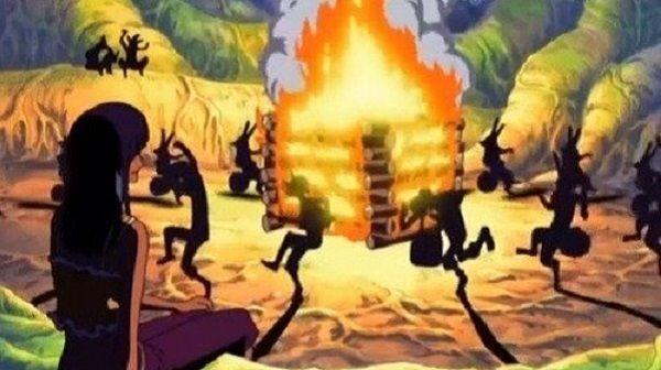 Bất ngờ 3 cảnh yêu thích nhất của Oda trong One Piece không có lấy 1 pha chiến đấu nào - Ảnh 3.