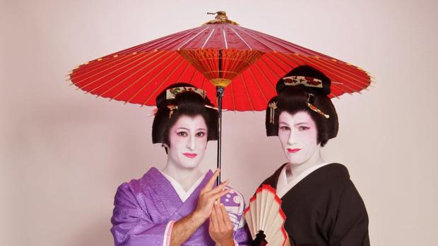 Thế hệ geisha đầu tiên của Nhật Bản là các nam nghệ giả
