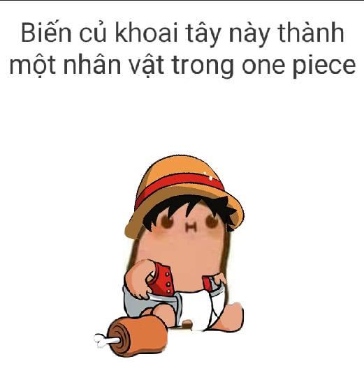 Fan One Piece trổ tài hội họa và sức sáng tạo với củ khoai tây, đến cả Boa Hancock cũng bị dí - Ảnh 17.