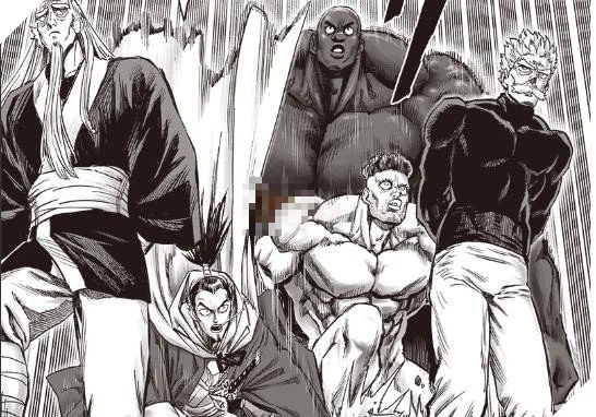One Punch Man: Các anh hùng đều bị bón hành cực mạnh, liệu Saitama có xuất hiện hay không? - Ảnh 3.