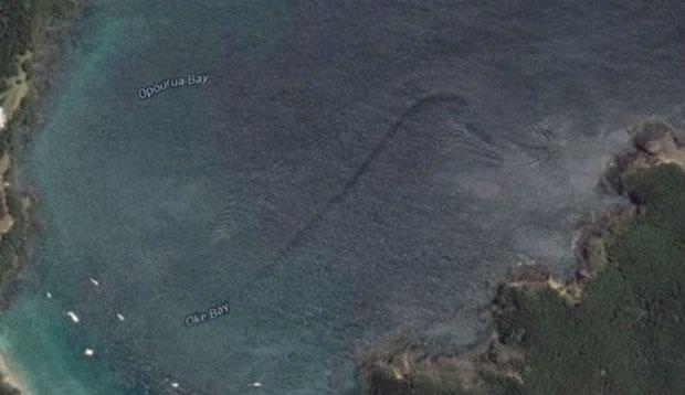 Những thuỷ quái khổng lồ vô tình được Google Earth ghi lại - Ảnh 5.