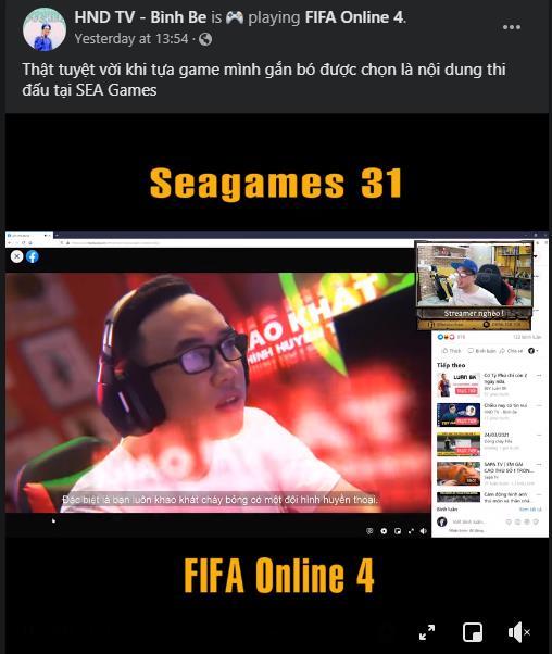 FIFA Online 4 chính thức có mặt tại SEA GAMES 31, game thủ rục rịch chuẩn bị đi cống hiến cho Tổ quốc - Ảnh 7.