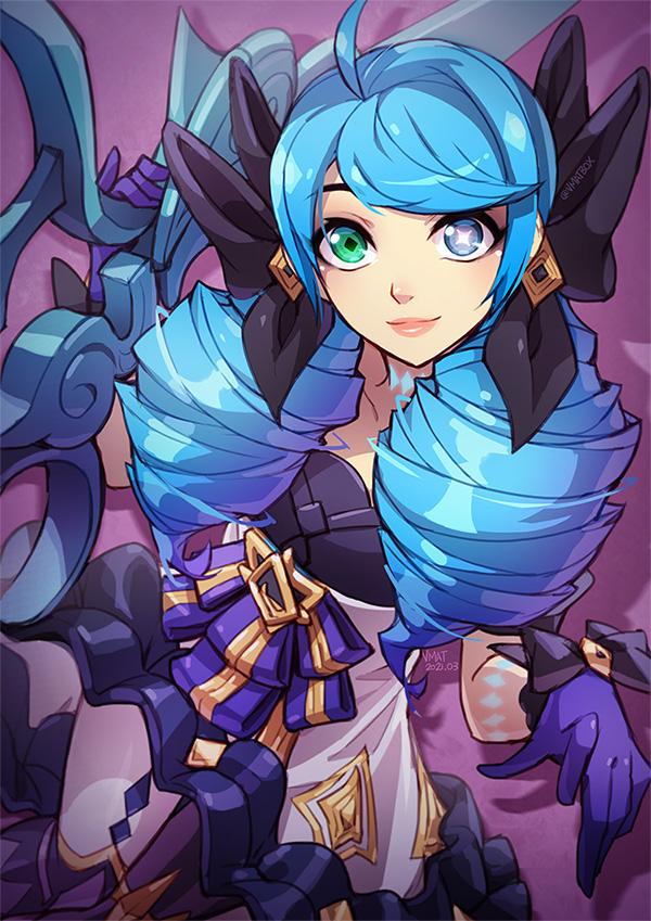LMHT: Gwen còn chưa ra mắt chính thức, BLV Riot đã đánh giá: Cô ta sẽ là tướng cực kỳ bá đạo luôn - Ảnh 5.